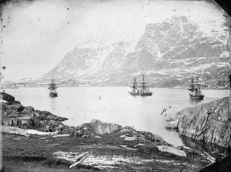 Inglefield 1854