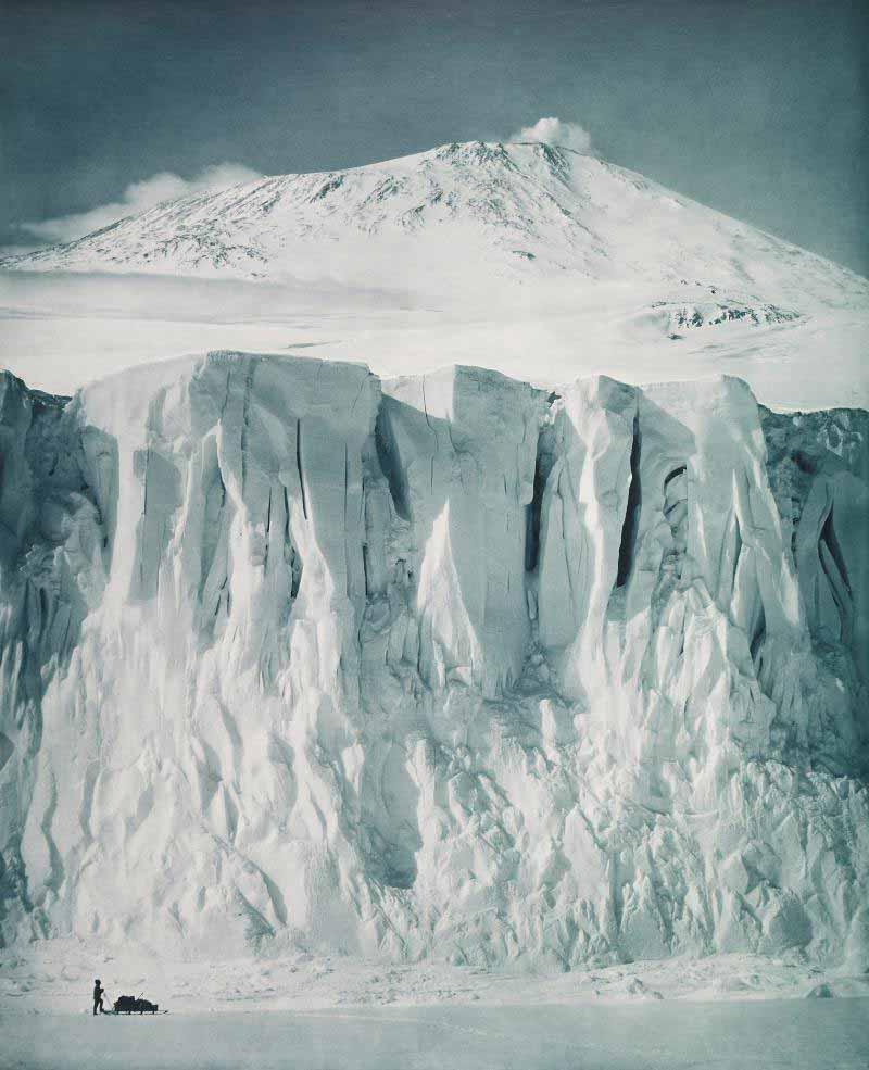 ponting-the-ramparts-of-mount-erebus