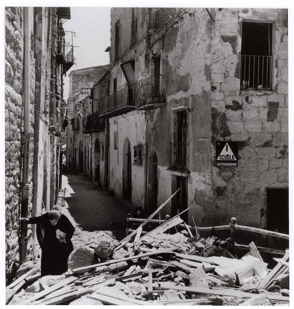 Robert Capa Agrigento Sicilia