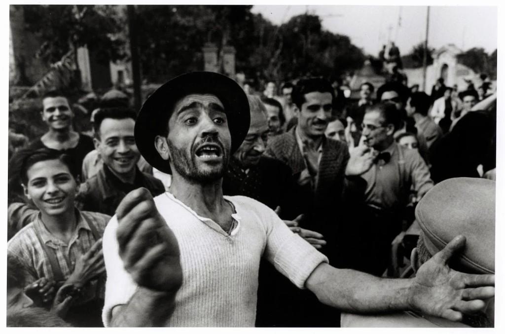 Robert Capa Sicilia