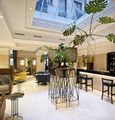Hotel Rose Garden Palace a Roma - Bar