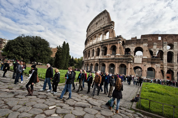Rome tour by Expedia