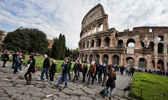 Expedia, Rome tour
