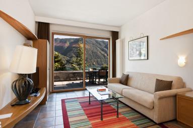 Hotel Parco San Marco - Panoramica living vista lago