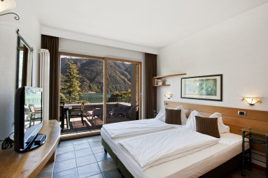 Hotel Parco San Marco - Panoramica camera sul lago