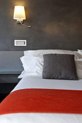 Hotel Parco San Marco - Dettaglio camera matrimoniale
