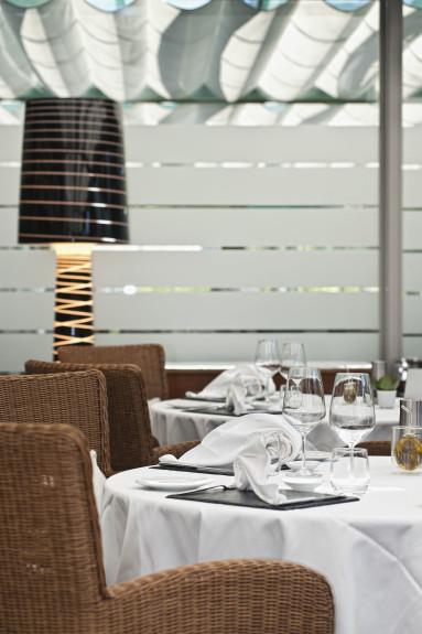 Hotel Parco San Marco - Particolare del ristorante