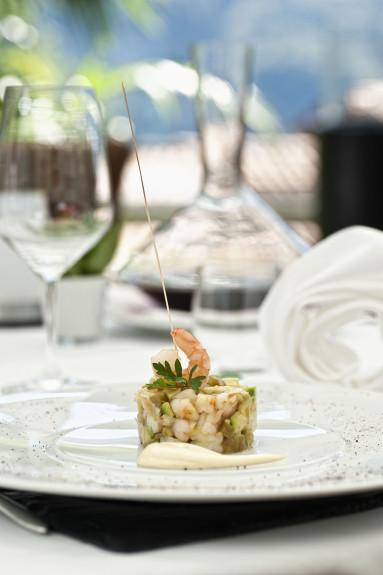 Hotel Parco San Marco - Dettaglio piatto al ristorante
