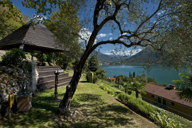 Hotel Parco San Marco - Panoramica sul lago
