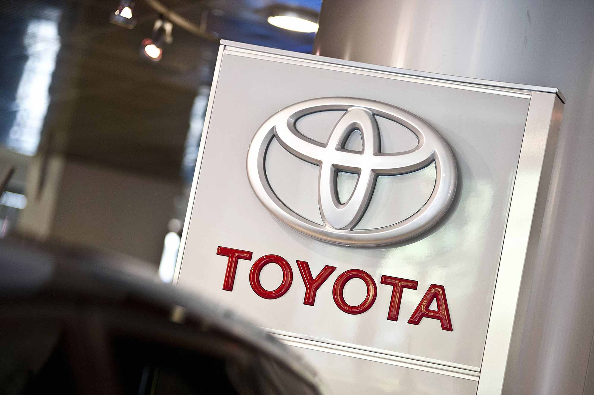 Fotografo per concessionarie – MotorCity Toyota #2