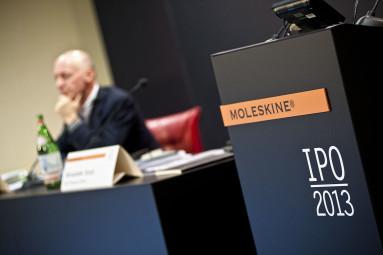 Moleskine IPO #9