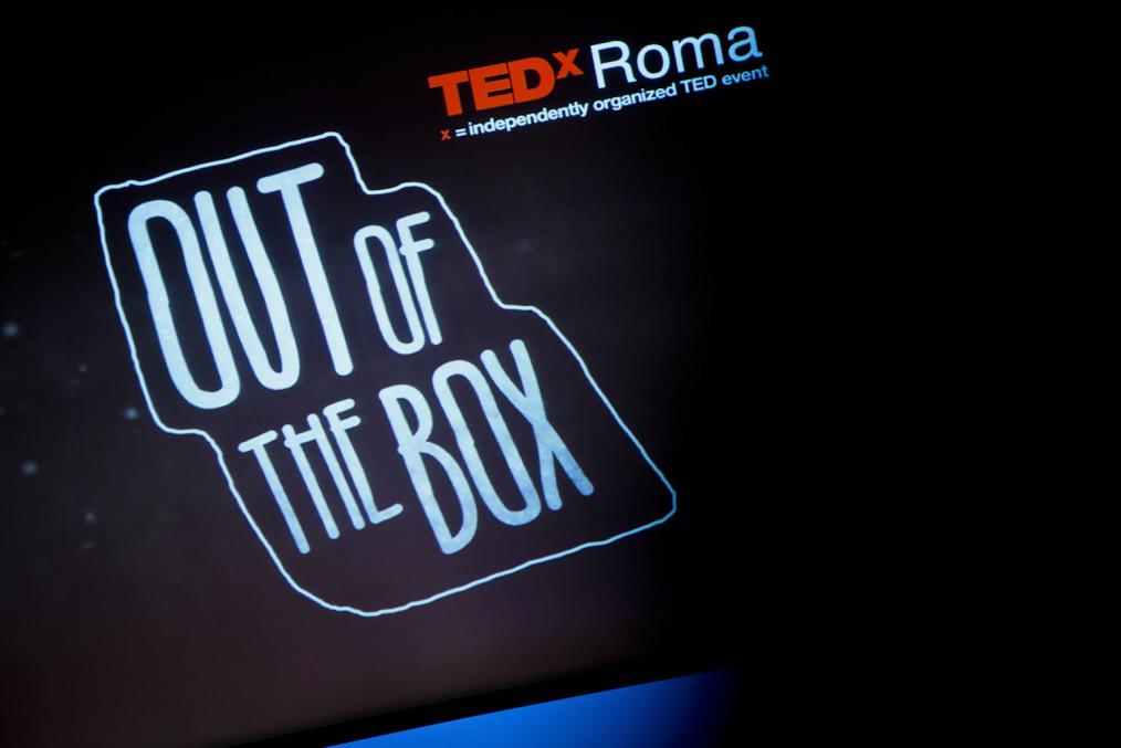 TEDxRoma, fotografie di Giulio Riotta