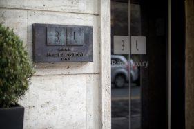 Berg Luxury Hotel a Roma #7
