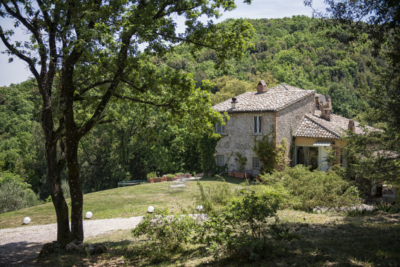Villa privata in Umbria