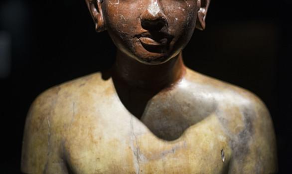 Mostra su Tutankhamon, Accademia D'Egitto