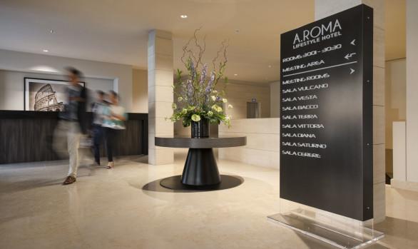 Amonn Hotel per A.ROMA
