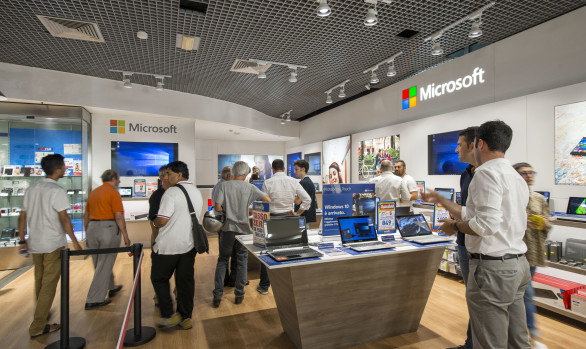Windows 10 da Euronics