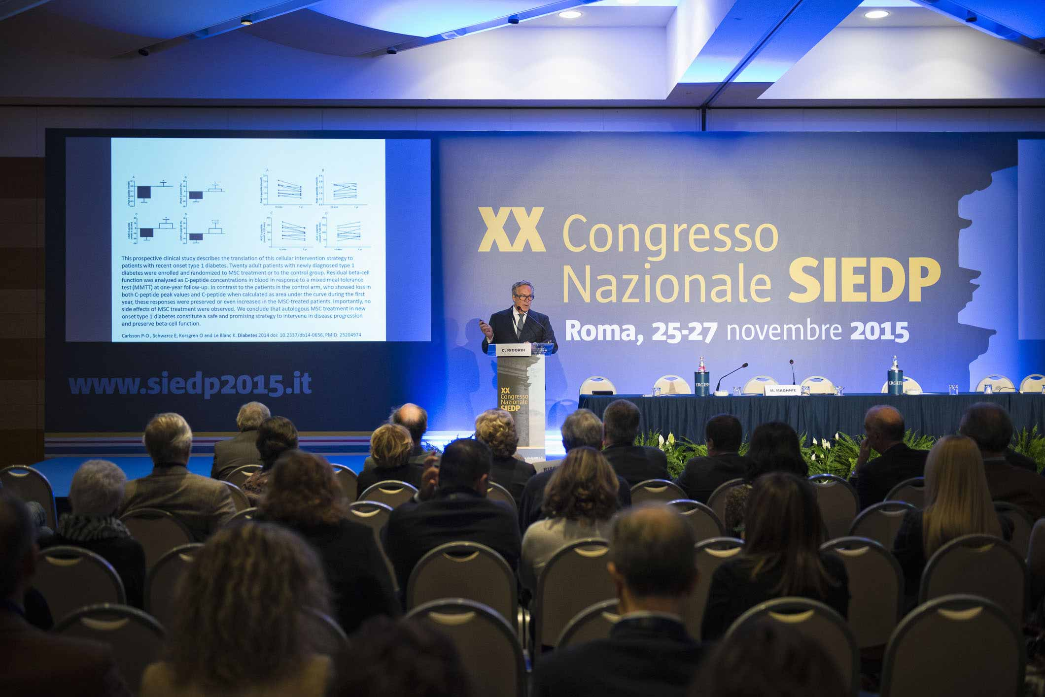 Fotografo per Conferenze a Roma – XX Congresso SIEDP #27