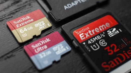 Come utilizzare le schede di memoria