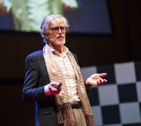 TEDxRoma - Derrick De Kerckhove
