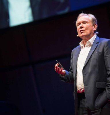 TEDxRoma - Sir David Payne