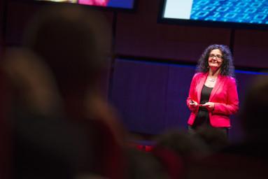TEDxRoma - Catalina Curceanu