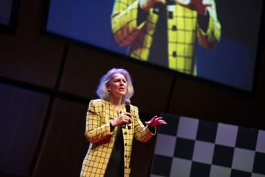 TEDxRoma - Candace Johnson