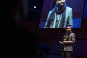 TEDxRoma - Samson Kambalu