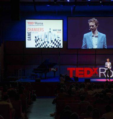 TEDxRoma - Laurens Martens