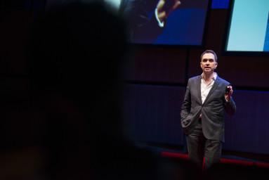 TEDxRoma - Julien Anfruns