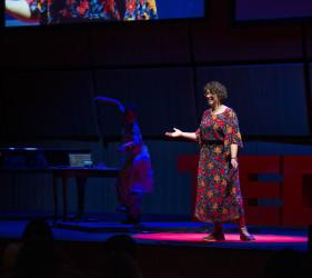 TEDxRoma - Laura Kriefman