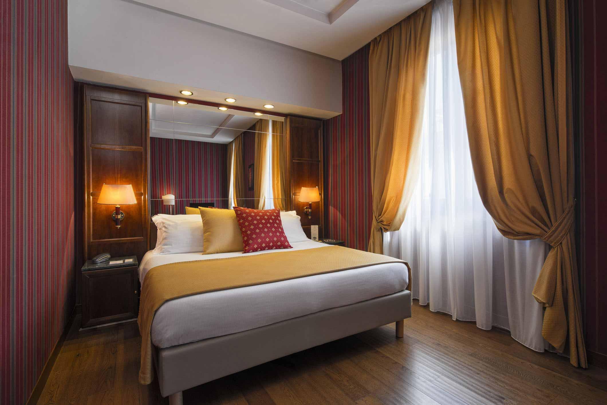 Fotografo per hotel a Roma – Atlante Garden #07