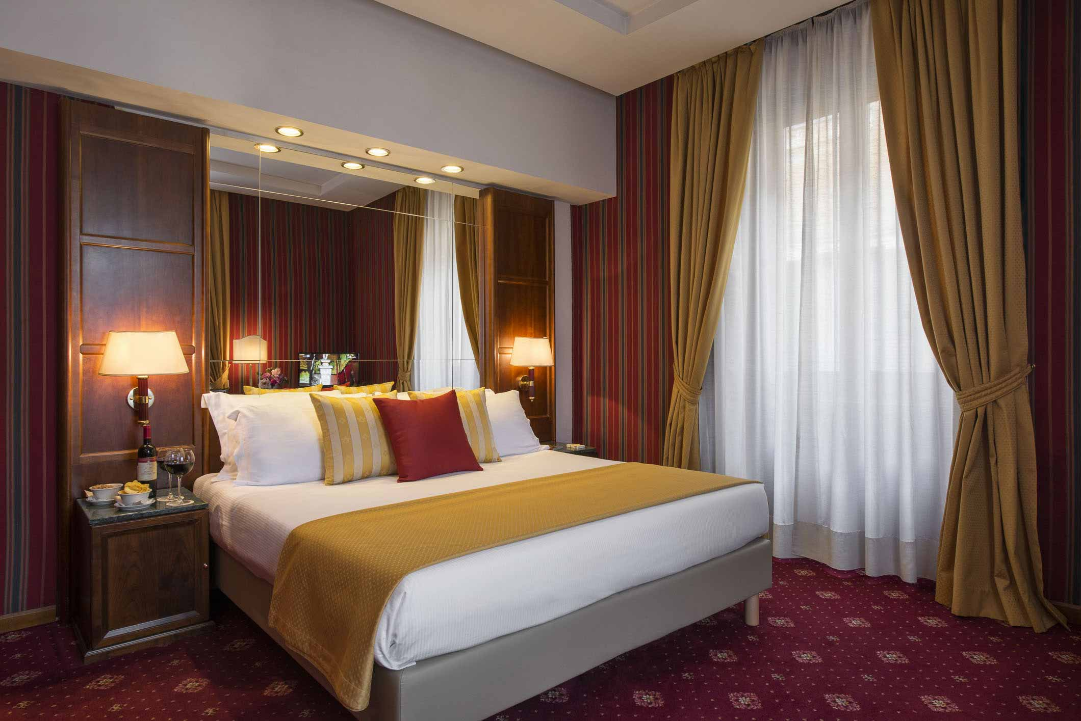 Fotografo per hotel a Roma – Atlante Garden #09