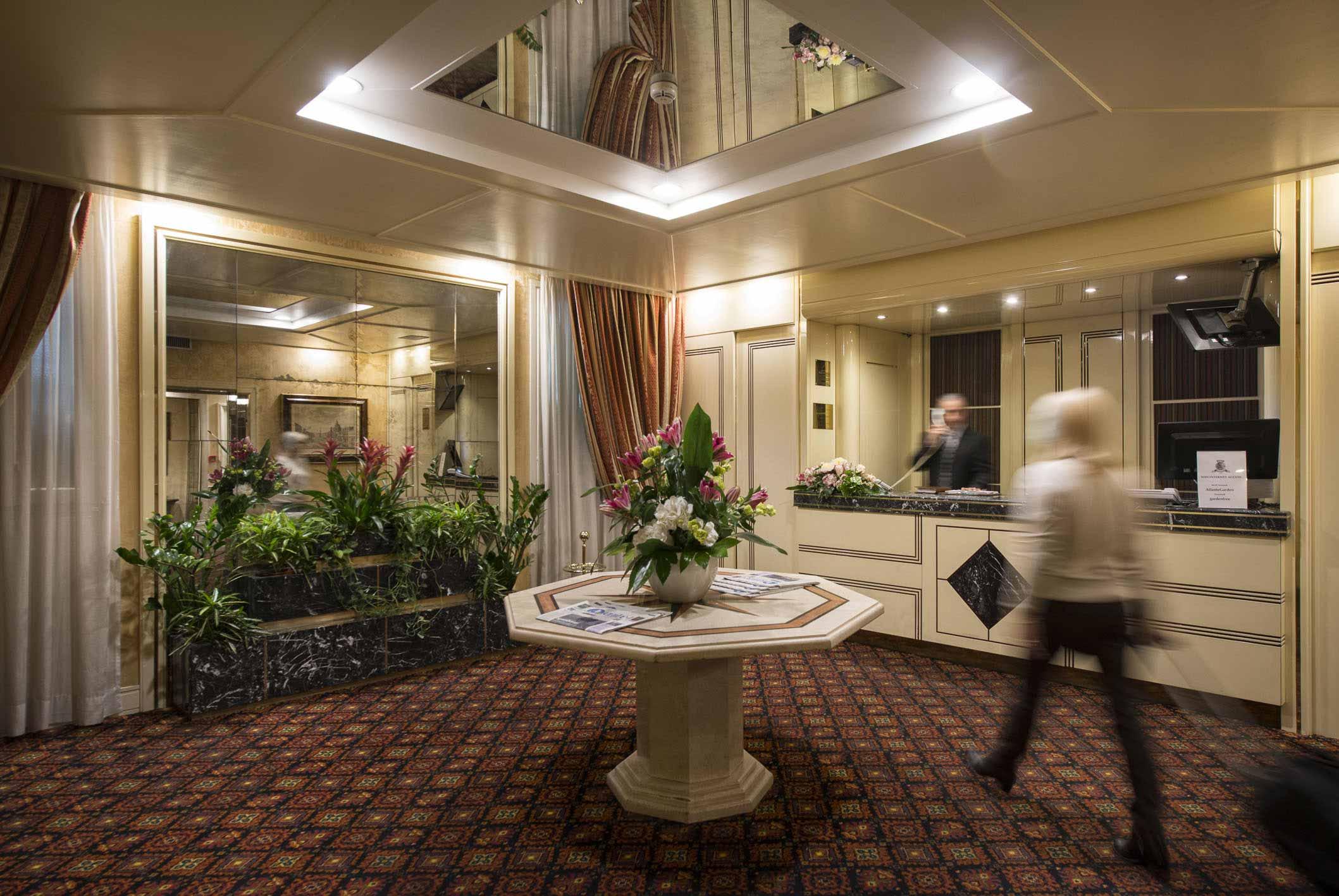 Fotografo per hotel a Roma – Atlante Garden #03