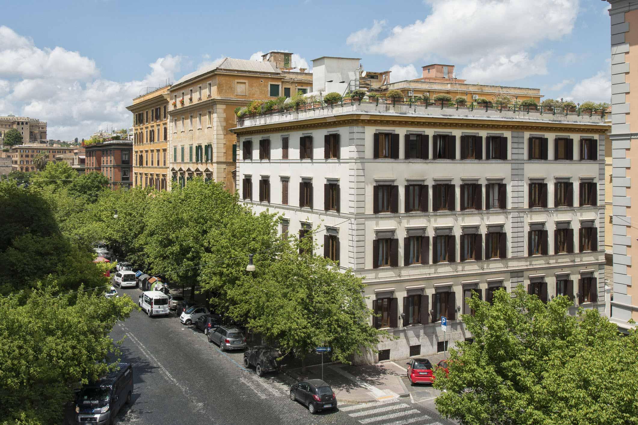 Fotografo per hotel a Roma – Atlante Garden #13