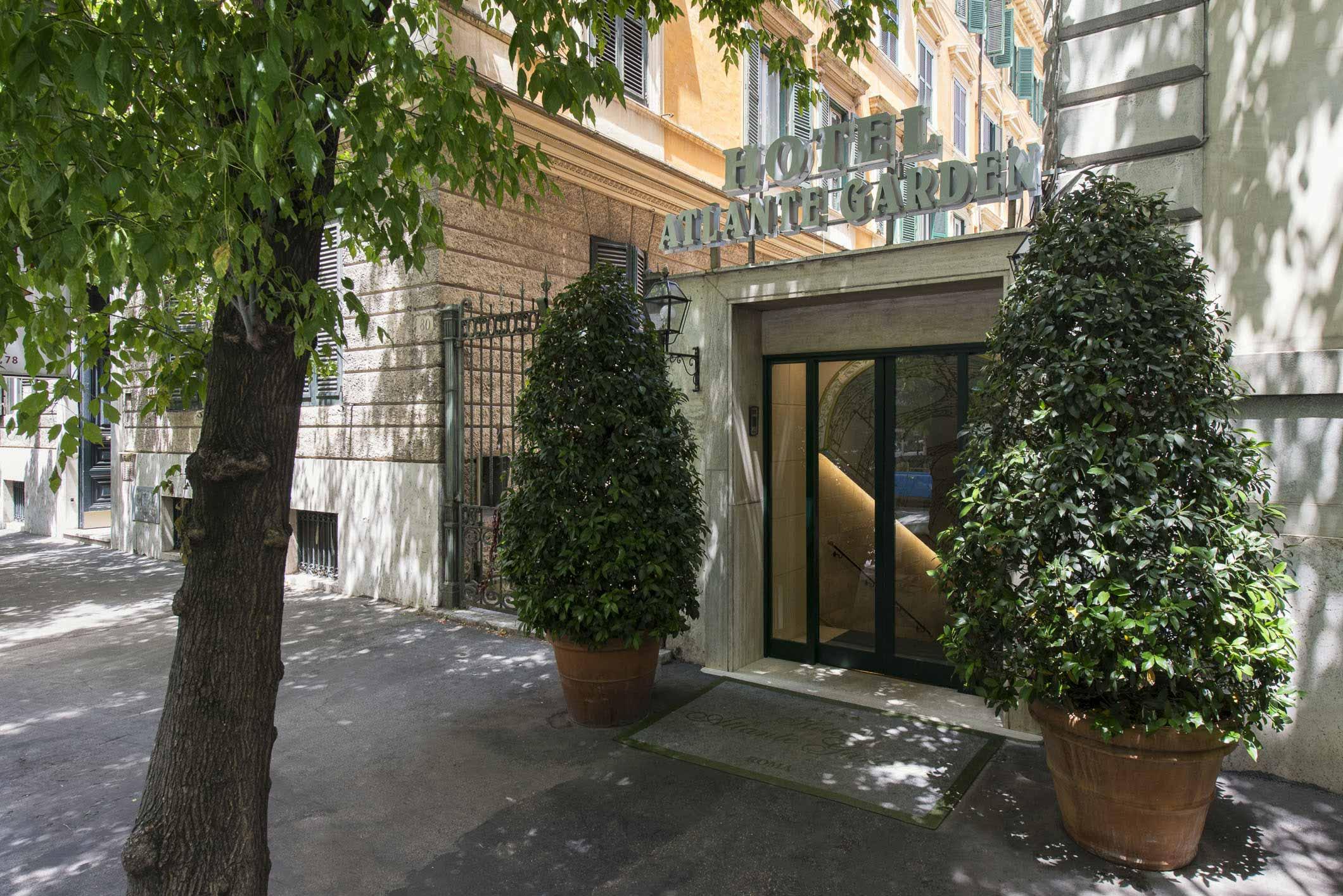 Fotografo per hotel a Roma – Atlante Garden #14