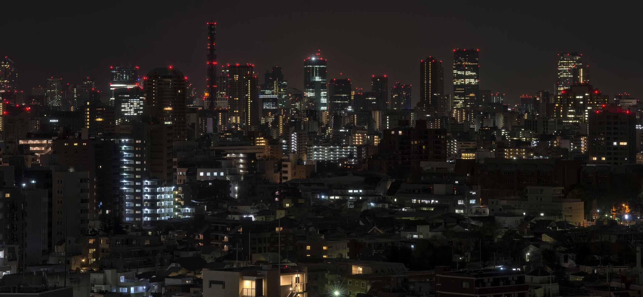 VIAGGIO IN GIAPPONE – TOKYO DI NOTTE