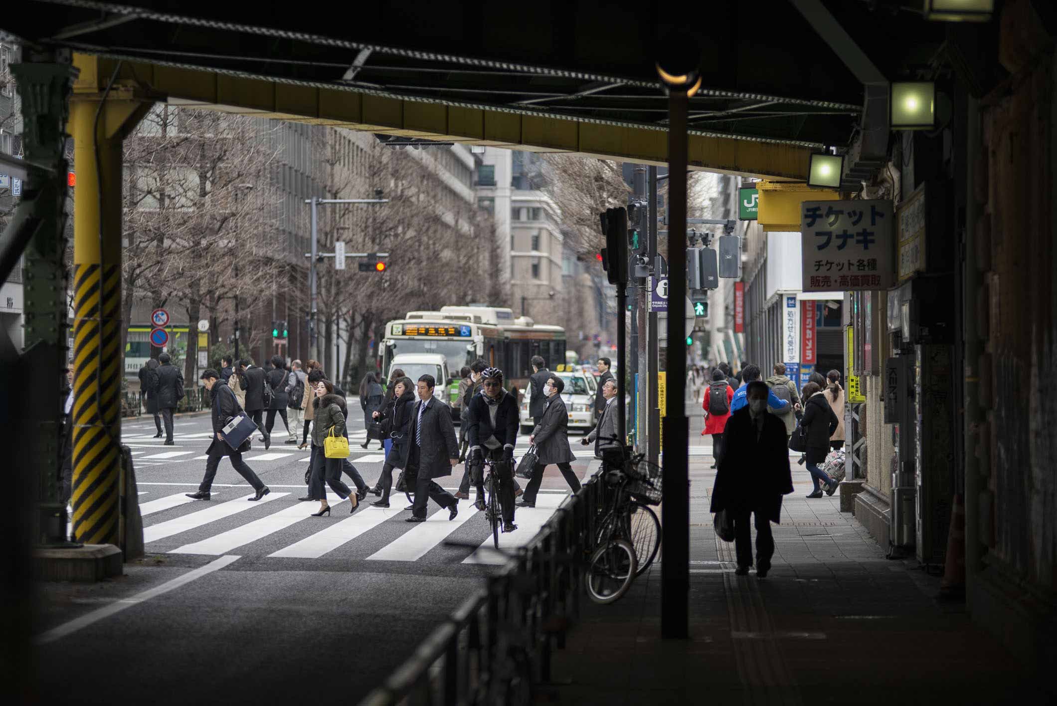 VIAGGIO IN GIAPPONE – TOKYO GINZA #3