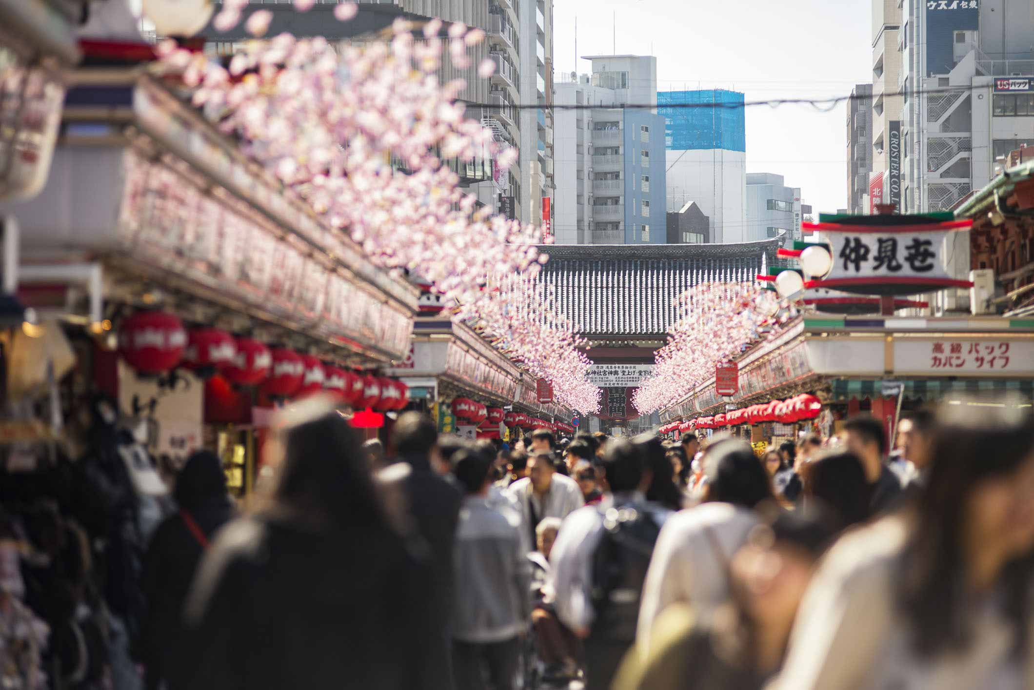 VIAGGIO IN GIAPPONE – TOKYO SENSO-JI #1