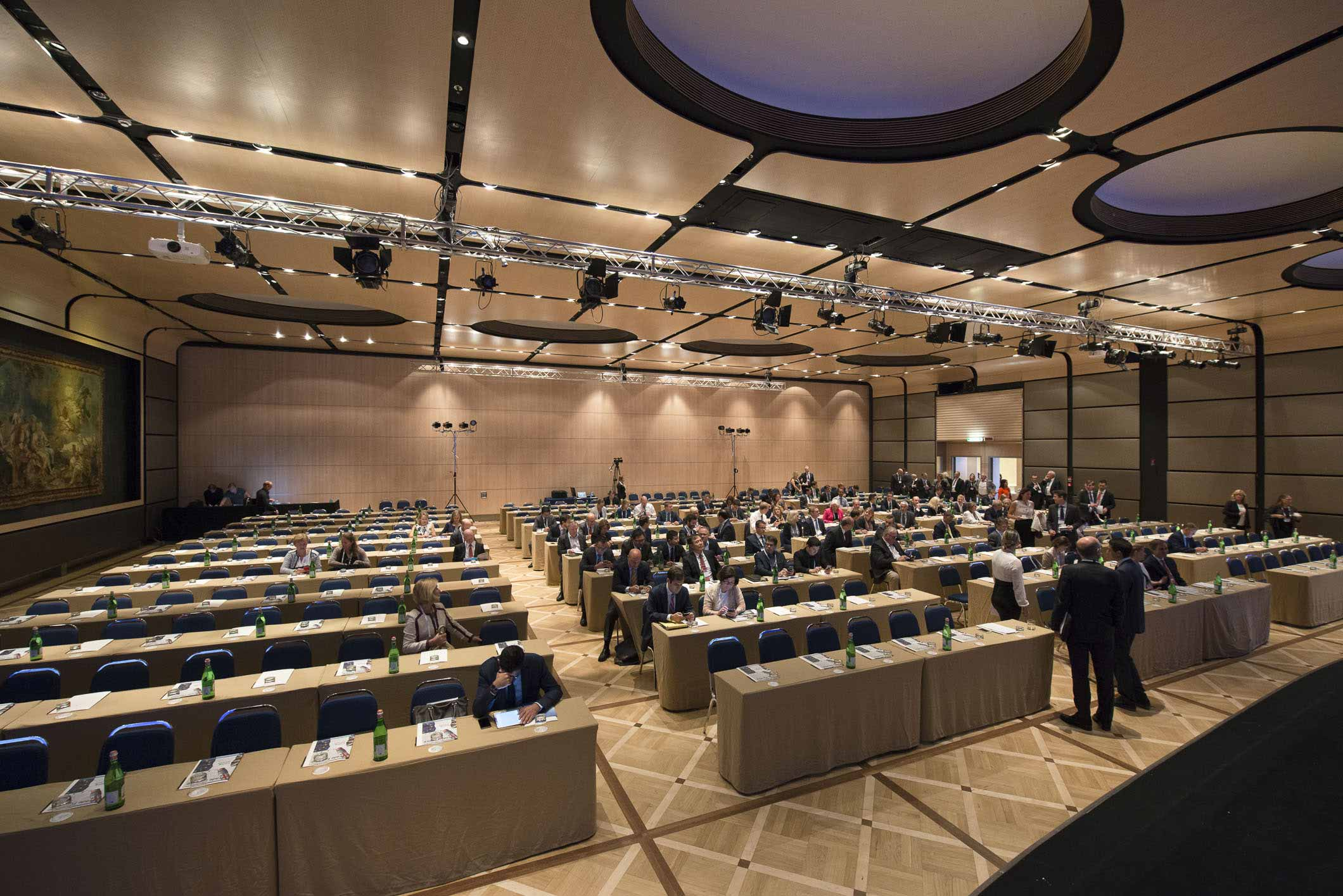 Conference Photographer in Rome – 17th Global Export Finance Conference #01