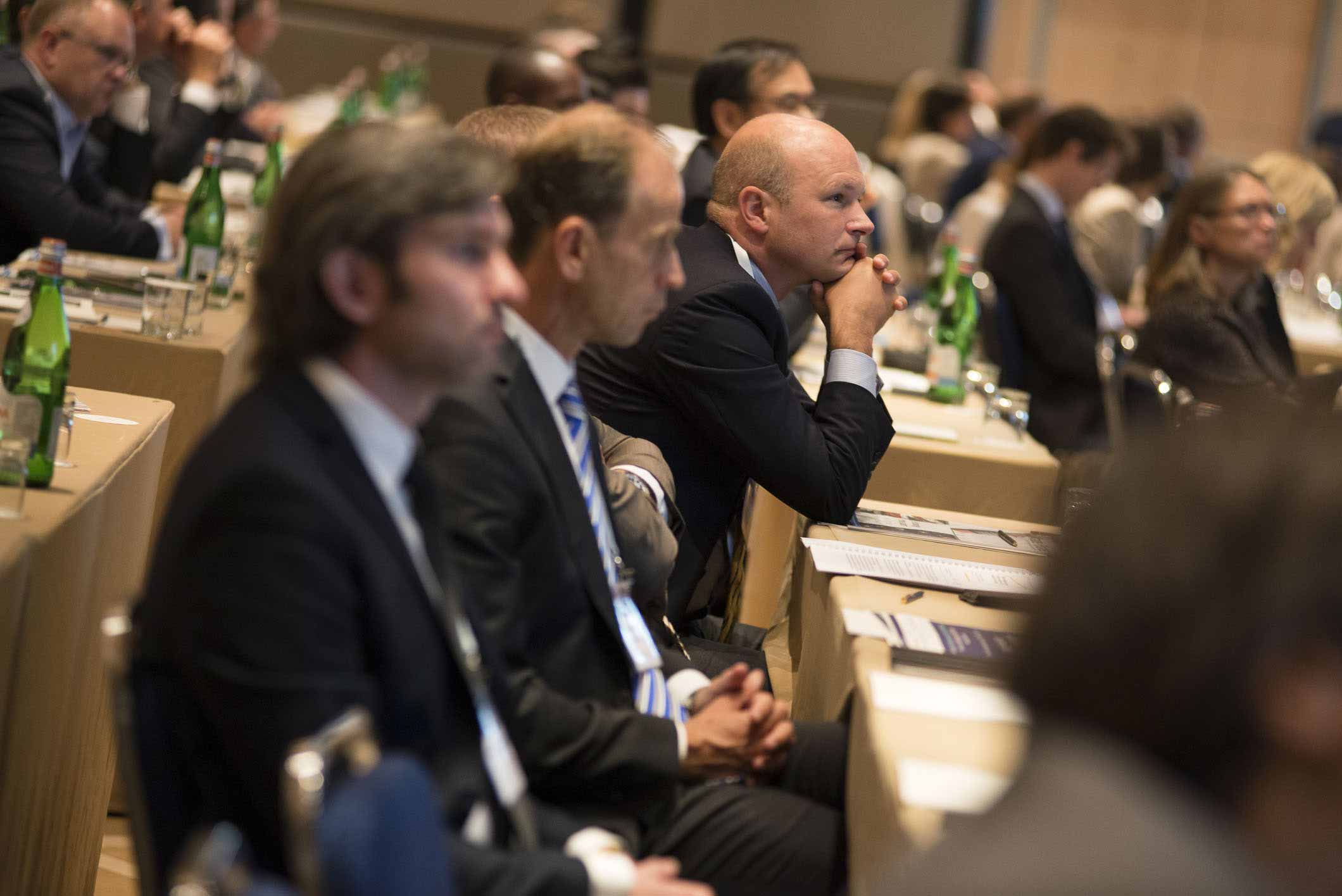 Conference Photographer in Rome – 17th Global Export Finance Conference #05