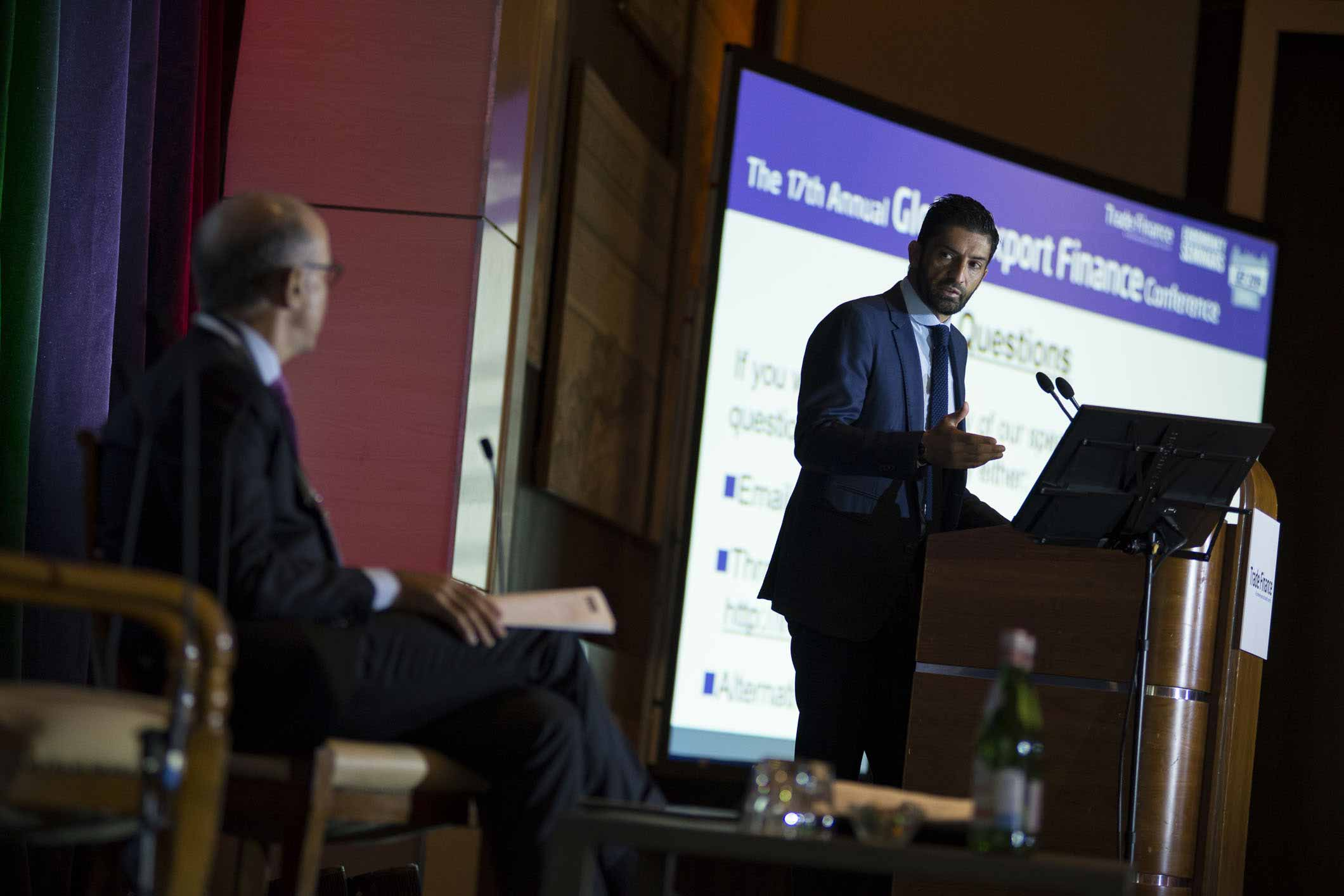 Conference Photographer in Rome – 17th Global Export Finance Conference #07