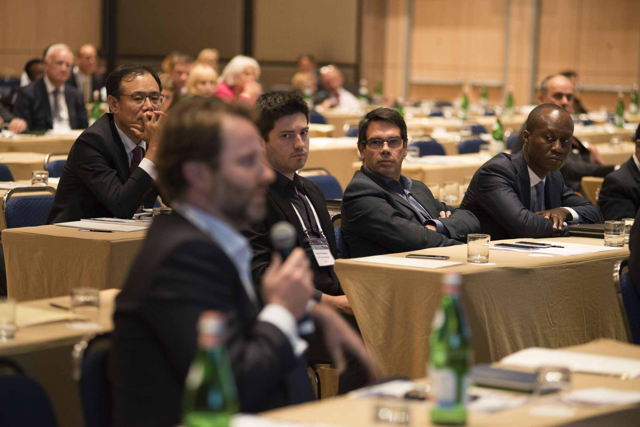 Conference Photographer in Rome – 17th Global Export Finance Conference #08