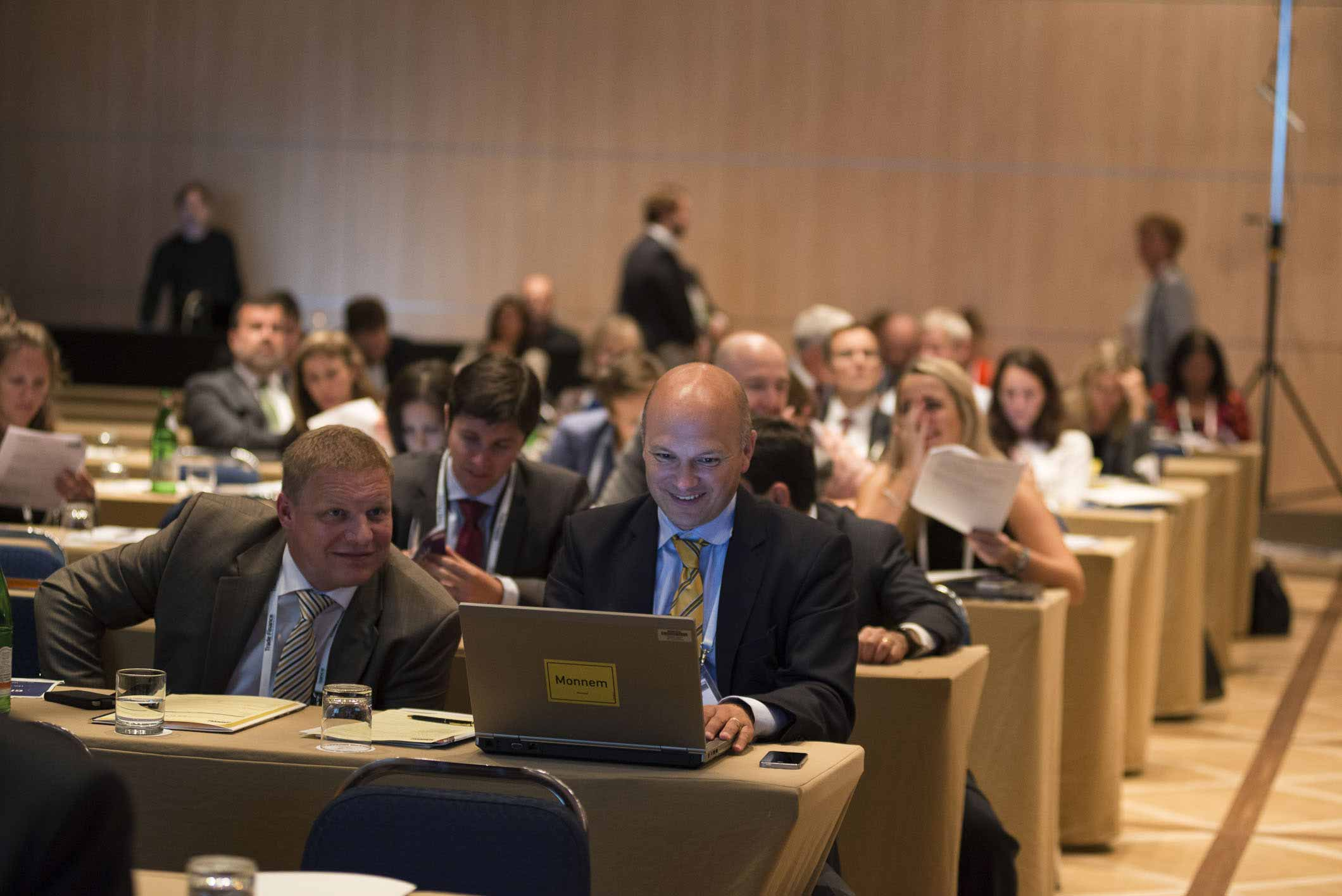 Conference Photographer in Rome – 17th Global Export Finance Conference #14