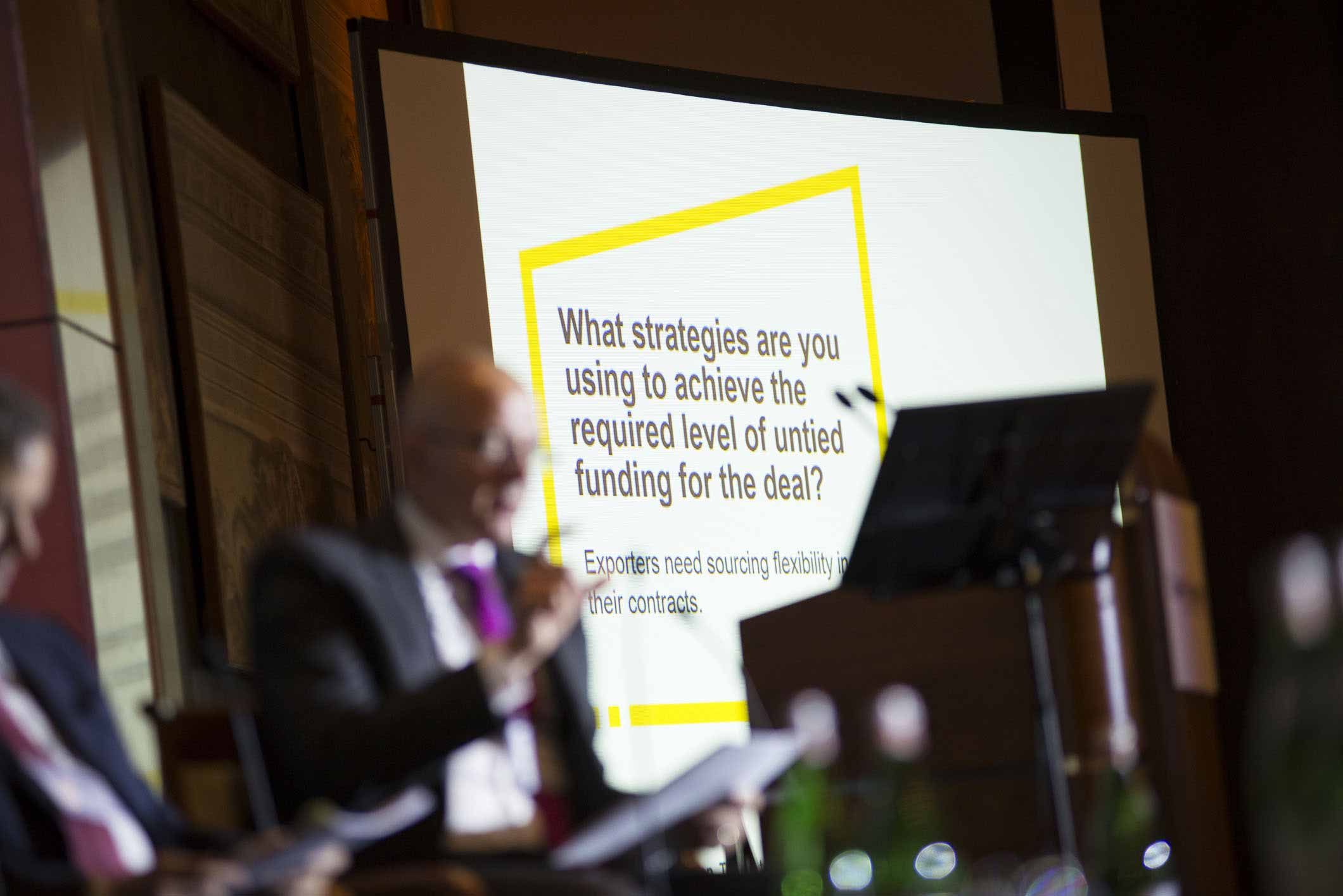 Conference Photographer in Rome – 17th Global Export Finance Conference #15