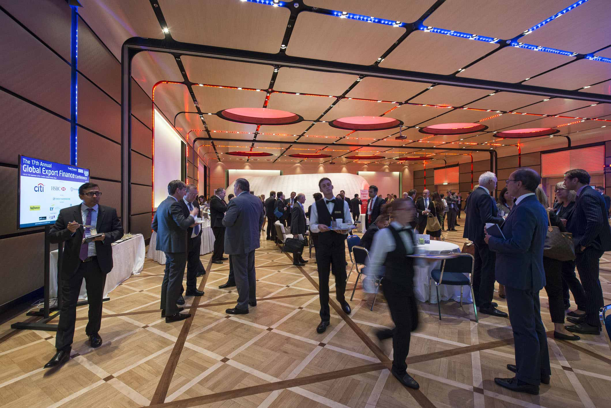 Conference Photographer in Rome – 17th Global Export Finance Conference #23