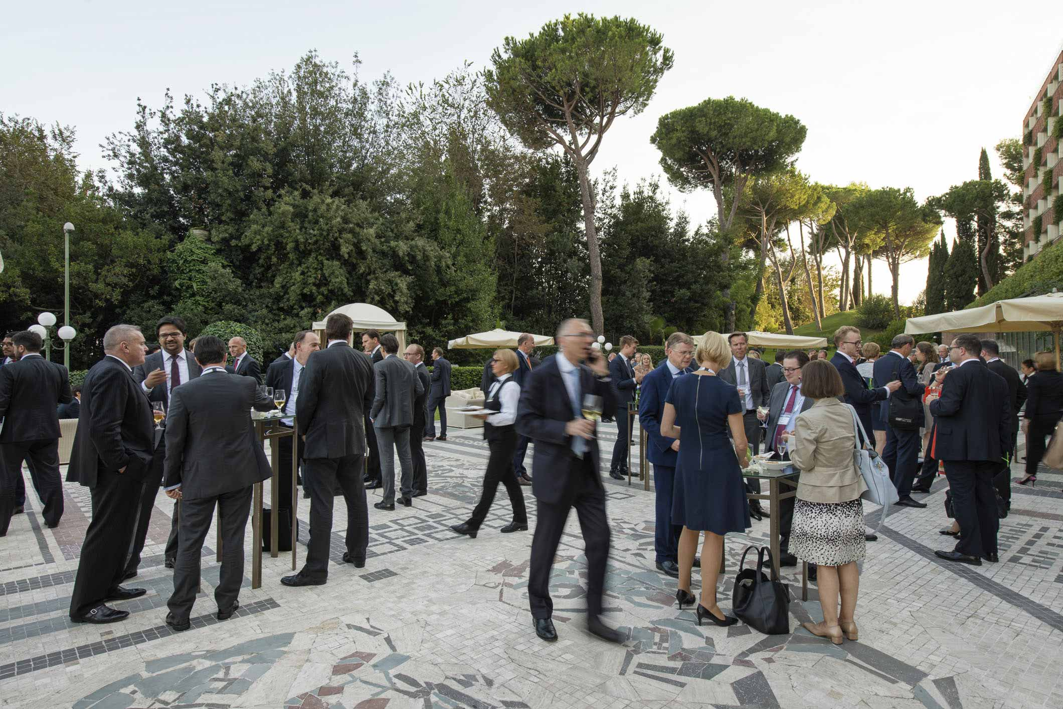 Conference Photographer in Rome – 17th Global Export Finance Conference #24