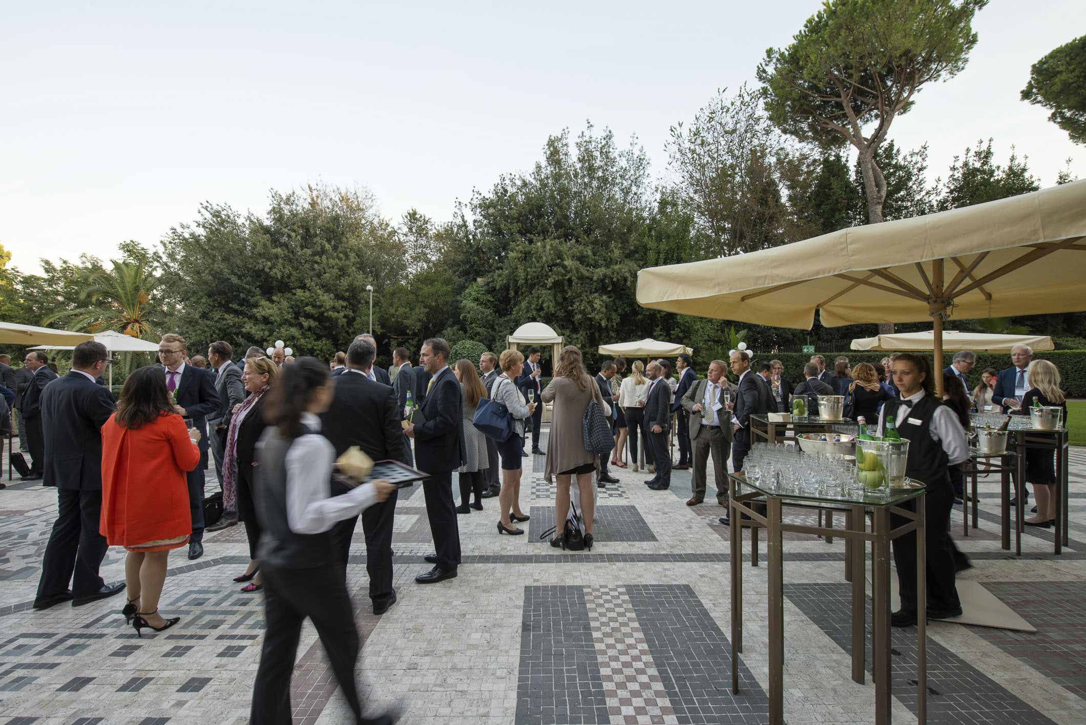 Conference Photographer in Rome – 17th Global Export Finance Conference #25