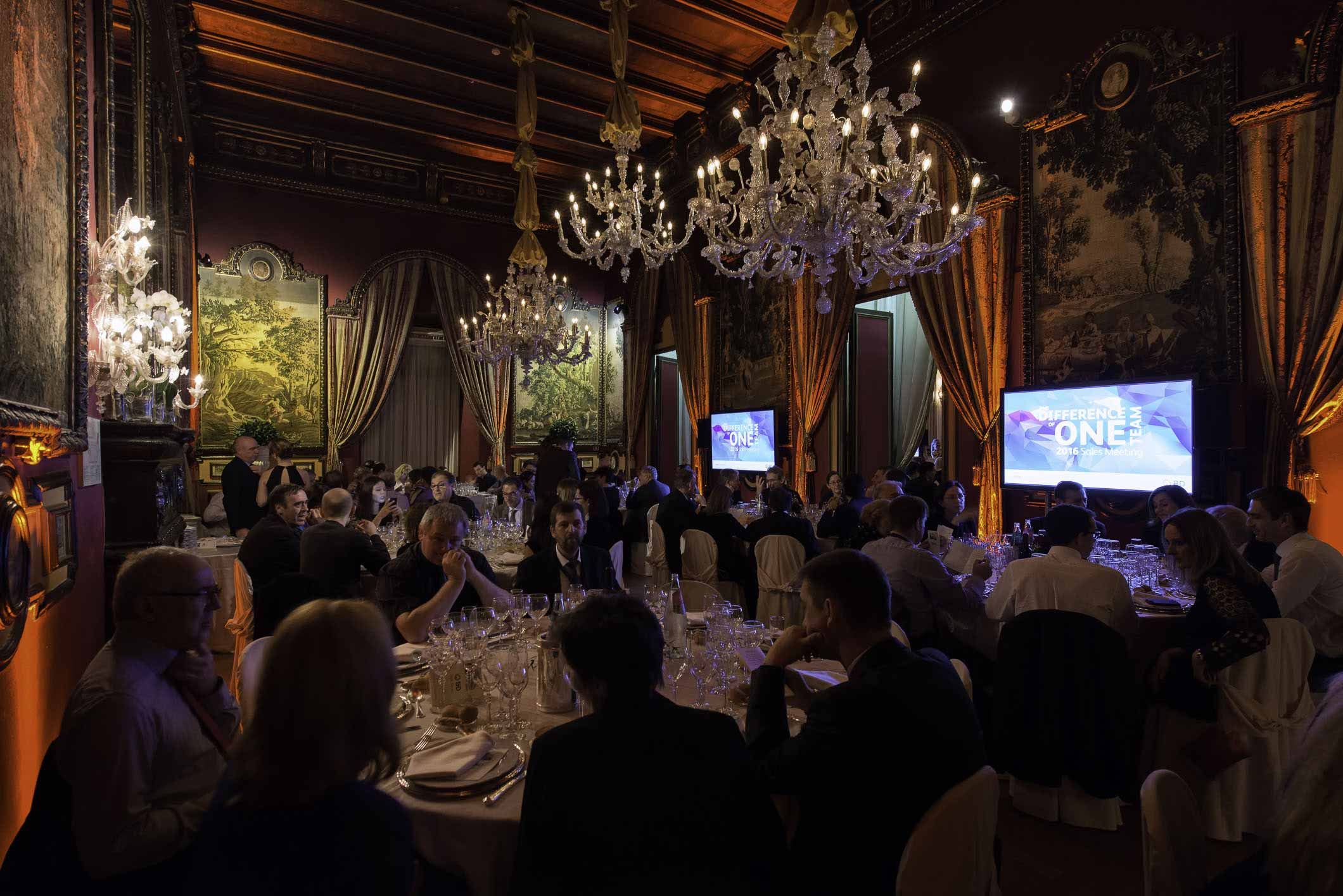 Event Photographer in Rome – BD Sales Meeting 2016 #04