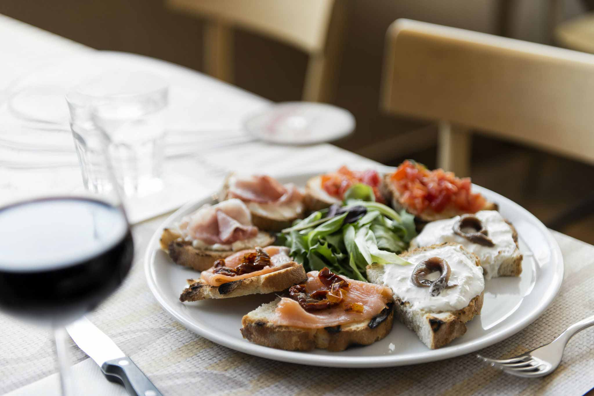 FOTOGRAFO FOOD ROMA – RISTORANTE MARGHERITA #2